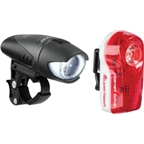 Planet Bike Blaze & Superflash Light Set