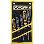 Pedros 5 Piece Screwdriver Set