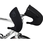 Bar Mitts Handlebar Mittens for Road Drop Bars with Externally Routed Cables (Older Shimano)