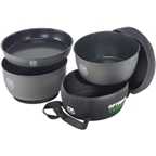 Optimus Terra HE Cook Set: 3-Piece