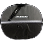 Zipp Padded Two Wheel Bag Black/ White