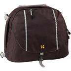 Burley Upper Transit Bag, Black; 20L