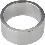 "Wheels Manufacturing Aluminum 1 1/8"" Headset Stack Spacers - Silver"