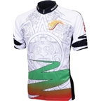 World Jerseys Mexico-Aztec Cycling Jersey
