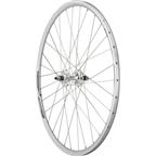 Quality Wheels Track Rear Wheel Formula Fix/Free Alex DA22 Silver