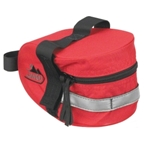 Jandd Mountain Wedge 1 Seat Bag: Red