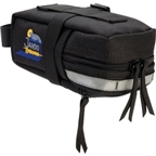 Jandd Hurricane Mini Mountain Wedge Seat Bag: Black