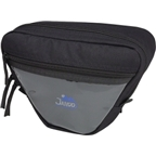 Jandd Mountain 1 Handlebar Bag: Black