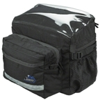 Jandd Touring 2 Handlebar Bag: Black