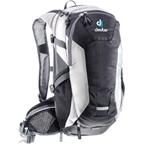Deuter Compact EXP 12 Backpack: Black/White