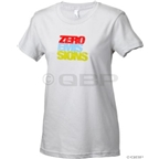 Civia Women's Zero Emissions T-Shirt: Silver; LG