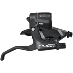 Alivio M430 3x9spd Black Brake/Shift Lever Set