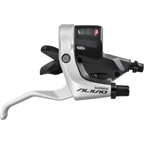 Shimano Alivio M430 3x9spd Silver Brake/Shift Lever Set