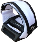 Fyxation Gates Pedal Straps White