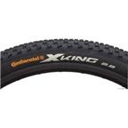 """Continental X King Tire 29 x 2.2"""" Folding Black"""