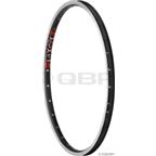 """Sun Ringle ICI-1 24 x 1-1/8"""", 36h presta valve rim, black"""