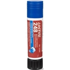 Loctite #248 Threadlocker Medium Strength: 9 Gram Stick