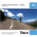 Tacx Real Life Video: AlpineClassic 1 France, for VR Trainers