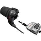 Shimano Nexus SL-3S42 3-speed Revo Shifter & Bell crank
