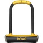 "OnGuard PitBull U-Lock with Bracket: 4.5 x 9"""