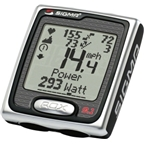 Sigma ROX 9.1 Wireless Cycling Computer: Black/Silver