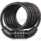 Master Lock Quantum 8 Combo Cable Lock