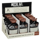 Accel Gel: Chocolate; 24 Pack