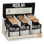 Accel Gel: Vanilla; 24 Pack