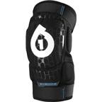 SixSixOne Rage Protective Knee Pad: Black