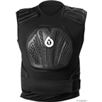 SixSixOne Core Saver Protective Suit: Black