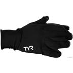 TYR Neoprene Swim Glove: Black; LG