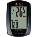 Cateye Strada Digital Wireless Cycling Computer CC-RD420DW: Black
