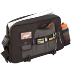 Lezyne Caddy Messenger Bag - V204 Black