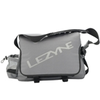 Lezyne Caddy Messenger Bag - V201 Grey