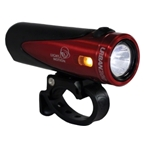 Light and Motion Urban 200 Commuter Rechargeable Headlight: Ruby