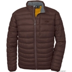Outdoor Research Transcendent Down Fill Jacket: Brick