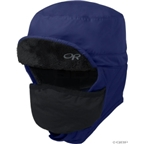 Outdoor Research Frostline Hat with Mask: Abyss