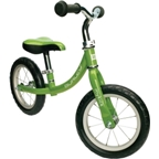 Burley MyKick Balance Bike: Green