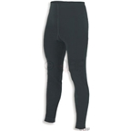Ibex Woolies Baselayer Long Underpant: Black