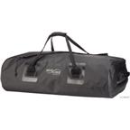 Seal Line Zip Duffle Bag: 75 Liter; Black