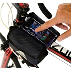 Axiom Smartbag Touch Frame Pack: Black/Gray