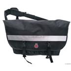 Banjo Brothers Messenger Bag: LG; Black