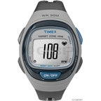 Timex Personal Trainer Heart Rate Monitor: Gray/Blue
