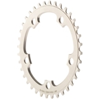 Dimension 36t x 110mm Middle Chainring Silver