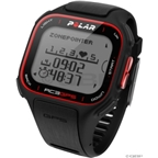 Polar RC3 GPS Fitness Computer with HRM: Black