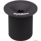 Flybikes Agua Flat Black Top Cap