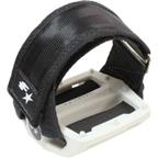 Fyxation Gates Pedal Strap Kit White