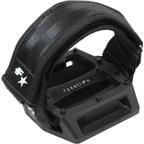 Fyxation Gates Pedal Strap Kit Black