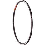 Velocity Dyad 700c Rim 32h Black with Machined Sidewall