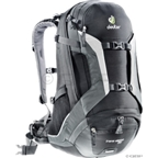 Deuter Trans Alpine 30 Backpack: Black/Granite